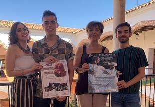 El festival Fuelligah de Sacaliño de los Coros y Danzas El Castellar de Zafra cumple sus 35 años
