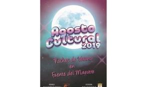 Programación de las `Noches de Verano´ del Agosto Cultural en Fuente del Maestre