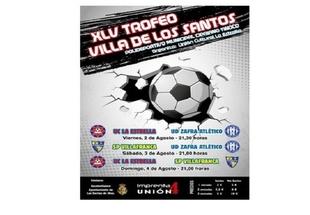 La UC La Estrella inaugura esta tarde su XLV Trofeo de Fútbol Villa de Los Santos de Maimona