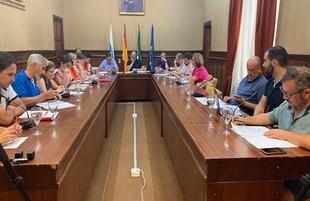 El Pleno del Ayuntamiento de Zafra aprueba los cambios en las delegaciones del equipo de gobierno