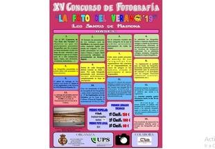 Convocado el XV Concurso de Fotografía `La Foto del Verano´ de la UPS en Los Santos de Maimona