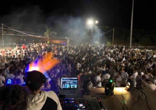 Celebra la X Edición de la Fiesta Ibicenca en Fuente del Maestre