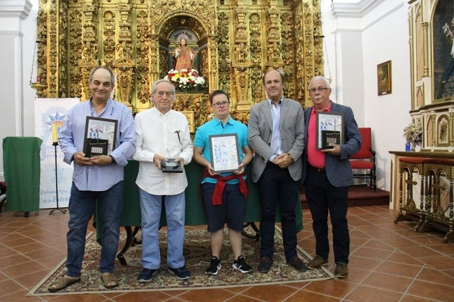 Los Santos de Maimona acoge entrega de los Premios San Lorenzo de la Asociación de Cocineros y Repostero de Extremadura