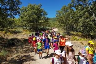 87 niños y niñas participan en el Campamento organizado por la Parroquia de Fuente del Maestre