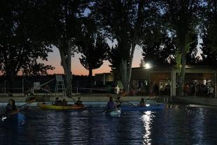 Éxito de participación en la III Noche en Blanco de Zafra