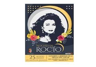 `Noches de Rocío´, el concierto que rinde tributo a Rocío Jurado este domingo en Los Santos de Maimona