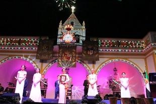 Brillante Gala de la Vendimia celebrada en Los Santos de Maimona