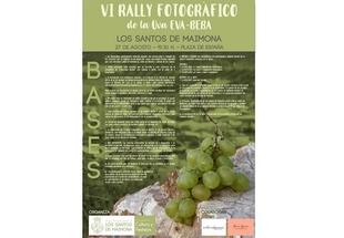 El Rally Fotográfico de la UVA EVA-BEBA de Los Santos celebra su VI edición