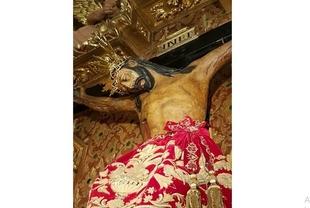 Cultos en honor al Santísimo Cristo de las Misericordias en Fuente del Maestre