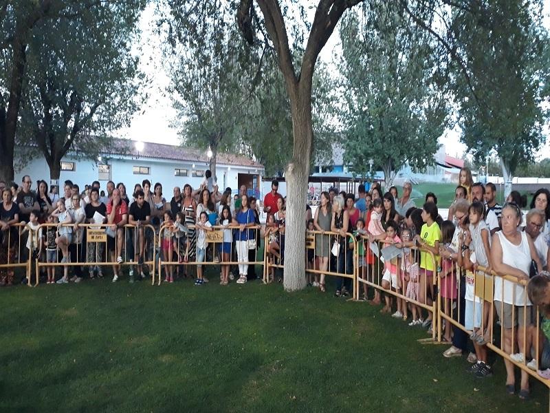 Más de 500 personas han participado en el Programa Verano Deportivo 2019, que ayer se clausuró en la piscina