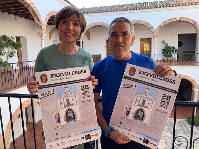 El XXXVIII Cross de Atletismo Feria de San Miguel será el 28 de septiembre y recupera su itinerario tradicional