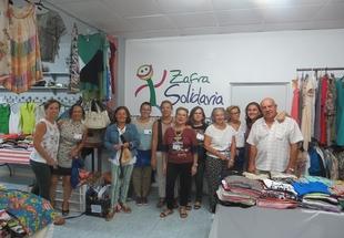 Zafra Solidaria recibe una ayuda de Diputación de Badajoz de 6.500 euros para el comedor social