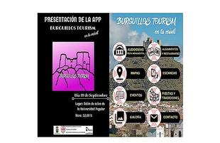 Presentación de la APP `Burguillos Toursim en tu móvil´