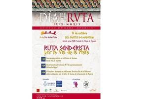 Senderismo por la Vía de la Plata para celebrar el Día de la Ruta en Los Santos de Maimona