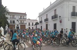 Burguillos del Cerró celebró el XII Día de la Bicicleta