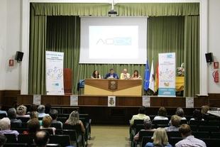 La Asociación Oncológica Extremeña presentó su delegación comarcal en Los Santos de Maimona