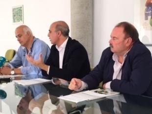 El alcalde asegura que la Feria de Zafra ha roto todas las expectativas de ganado y exposición comercial