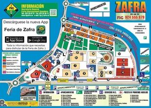 Programa de actividades  del jueves 3 de octubre, primer día de la Feria Internacional Ganadera