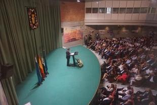 El presidente del Gobierno en funciones, Pedro Sánchez, inaugurará mañana la Feria Ganadera de Zafra