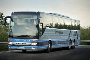 ALSA ofrecerá 8.400 plazas y operará servicios especiales a la Feria de Zafra