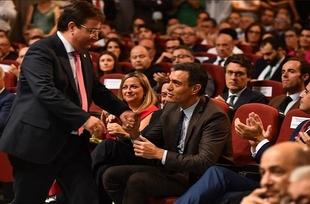 Pedro Sánchez apuesta en Zafra por una PAC `bien financiada´ y que aborde los nuevos desafíos con una `mirada renovada´