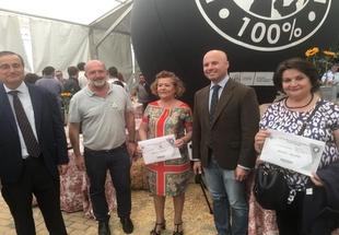 La Asociación Nacional de Criadores de Ganado Merino ha entregado los premios de su XXXI Concurso Morfológico Nacional de Ganado Merino durante la FIG
