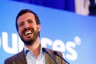 Pablo Casado visitará este martes la Feria de Zafra como `contrapeso´ tras las palabras de Sánchez sobre el jamón