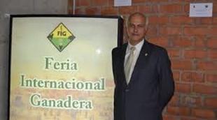 El comisario de Ferias Santiago Malpica resalta que se está apostando por la calidad ante la cantidad en la Feria de Zafra