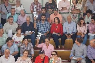 Éxito total en las subastas de ovino en la Feria de Zafra
