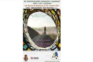La Asociación Senderistas La Verea de Los Santos celebrará este mes s ruta de Las Tres Sierras