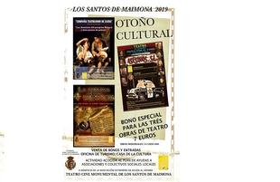 La Asociación de Ayuda al Sáhara de Los Santos de Maimona programa tres obras teres obras teatrales benéficas