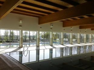 La piscina climatizada de Zafra se abre este jueves 17 de octubre
