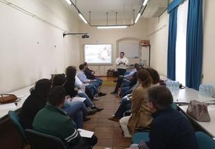 Celebrada la Primera Jornada de Coaching y Liderazgo en Los Santos de Maimona