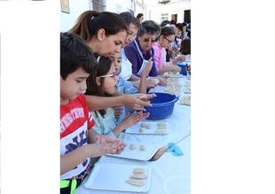 La cocina popular santeña, protagonista en el I Otoño Enogastronómico celebrado en Los Santos de Maimona