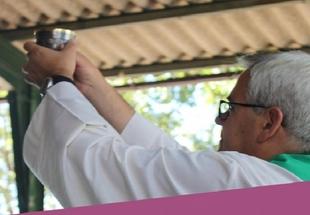 La Parroquia Ntra. Sra. de la Candelaria de Fuente del Maestre celebra las bodas de plata como sacerdote de Francisco Javier Moreno