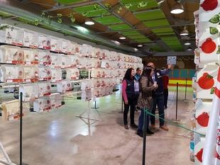 Inaugurada la V exposición ornitológica de Fuente del Maestre